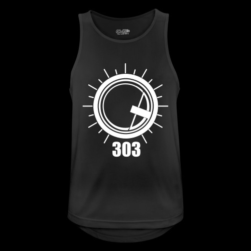 Push the 303 - Men's Breathable Tank Top