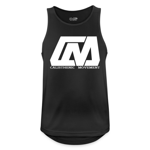 Calisthenic Movement - Männer Tank Top atmungsaktiv