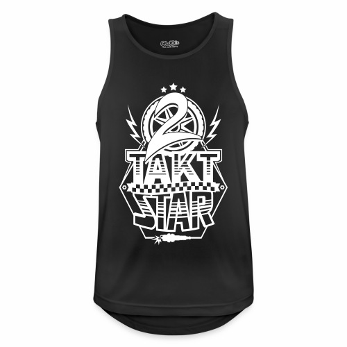 2-Takt-Star / Zweitakt-Star - Men's Breathable Tank Top