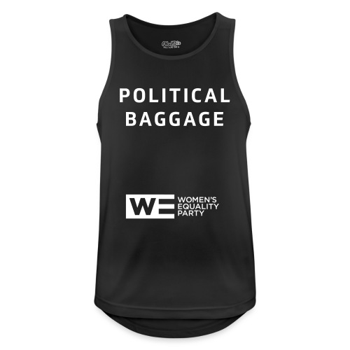 Political Baggage - Men's Breathable Tank Top