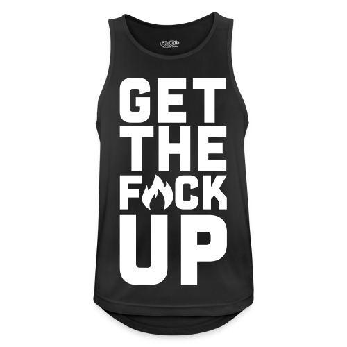 GET THE - Men's Breathable Tank Top