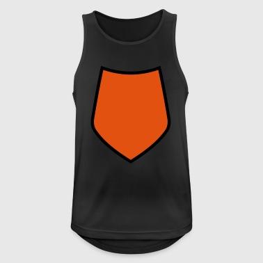 2541614 15633348 Emblem - Men's Breathable Tank Top