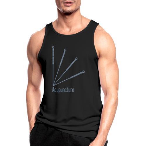 Acupuncture Eventail vect - Débardeur respirant Homme