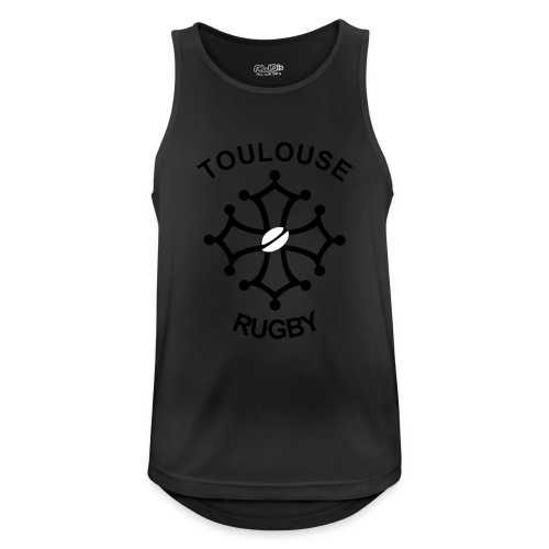 Toulouse Rugby - Débardeur respirant Homme