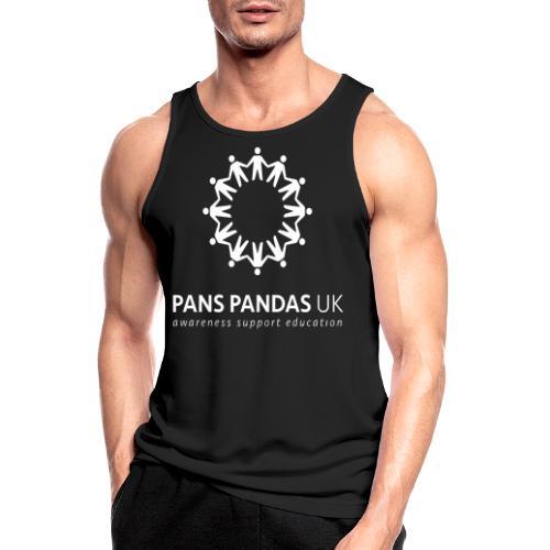 PANS PANDAS MULTI LOGO - Men's Breathable Tank Top