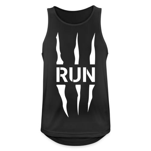 Run Scratch - Débardeur respirant Homme