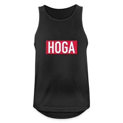 HOGAREDBOX - Pustende singlet for menn