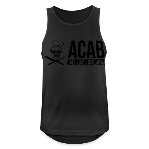 acablang - Männer Tank Top atmungsaktiv