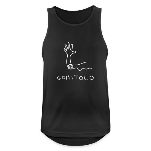 Gomito - Canotta da uomo traspirante