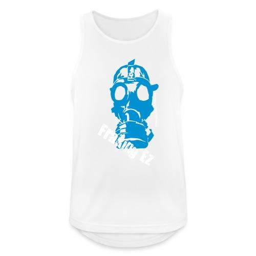 Anti - fraking - Camiseta sin mangas hombre transpirable