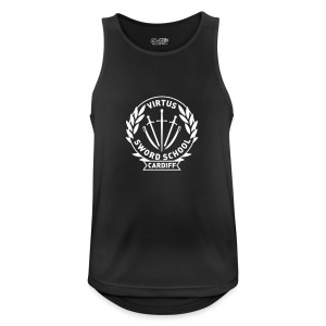 Virtus Cardiff - Men's Breathable Tank Top