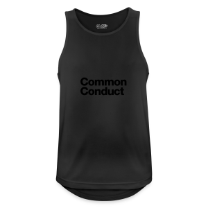Common Sports - Men's Breathable Tank Top