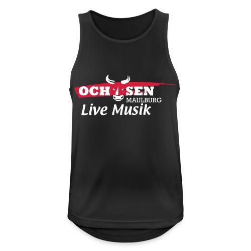 Shirt Ochsen Maulburg - Männer Tank Top atmungsaktiv
