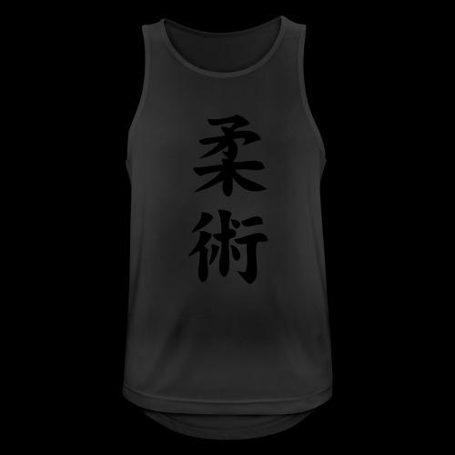 ju jitsu - Tank top męski oddychający