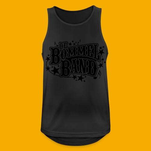 bb logo - Mannen tanktop ademend