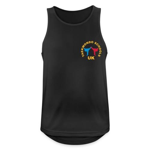 CTKD Logo1 - Men's Breathable Tank Top