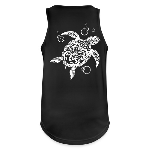 Watchful Turtle - Men's Breathable Tank Top