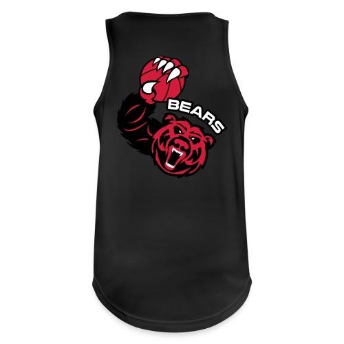 Bears Basketball - Débardeur respirant Homme