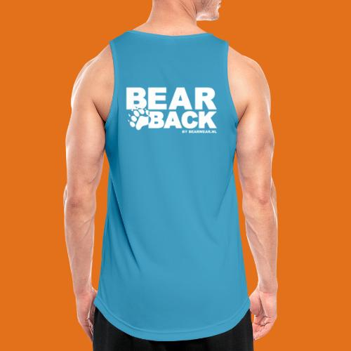 bearback new - Men's Breathable Tank Top