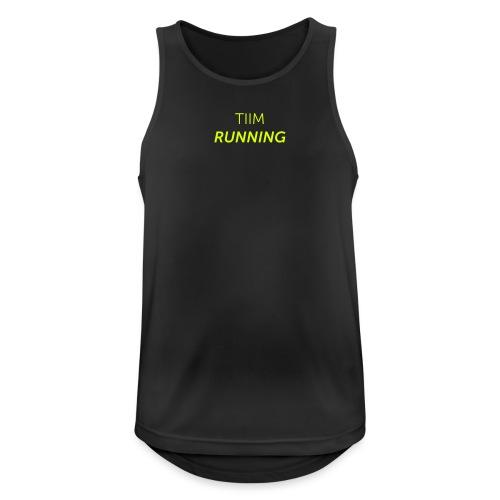 tiim_icon05-eps - Mannen tanktop ademend