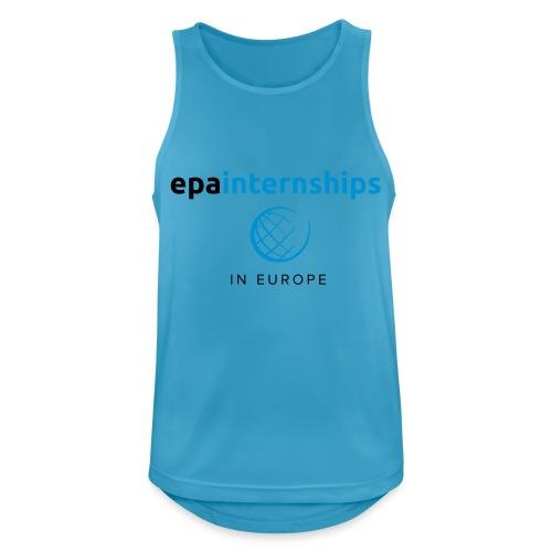 EPA Shirt Black - Men's Breathable Tank Top