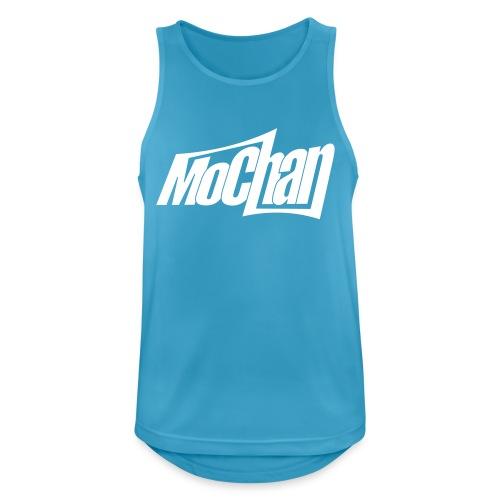 MoChan Logo Persp - Men's Breathable Tank Top