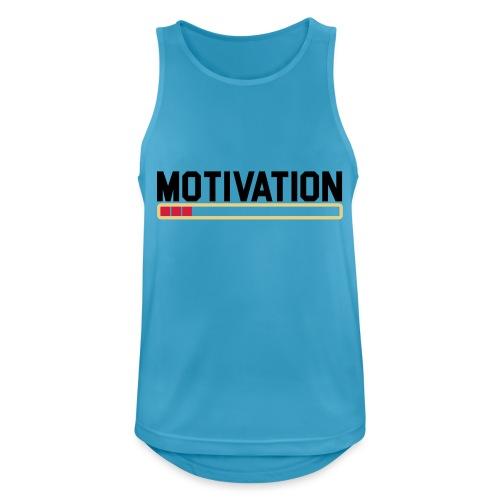 Keine Motivation - Männer Tank Top atmungsaktiv