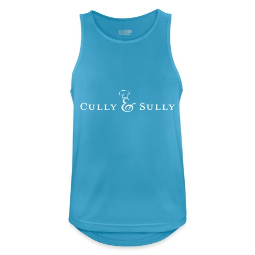 cands white - Men's Breathable Tank Top