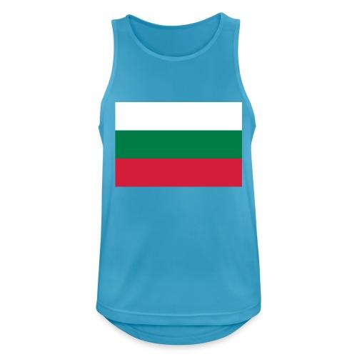 Bulgaria - Mannen tanktop ademend