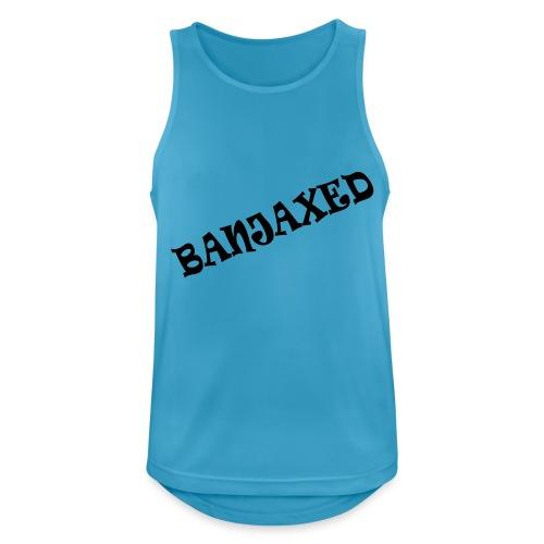 Banjaxed - Men's Breathable Tank Top