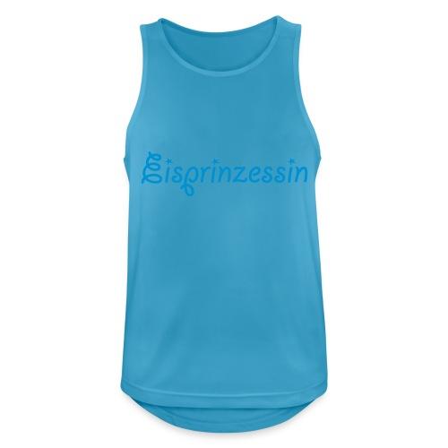 Eisprinzessin, Ski Shirt, T-Shirt für Apres Ski - Männer Tank Top atmungsaktiv
