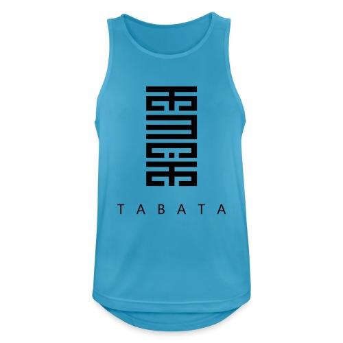 Tabata - Männer Tank Top atmungsaktiv