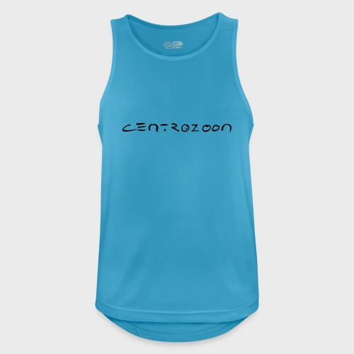 centrozoon - logotype - Men's Breathable Tank Top
