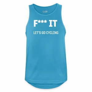Let s go cycling - Männer Tank Top atmungsaktiv