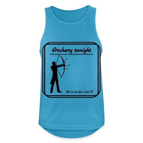 Archery tonight - Miesten tekninen tankkitoppi
