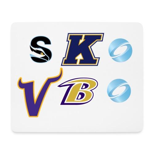 skovbo png - Mousepad (bredformat)