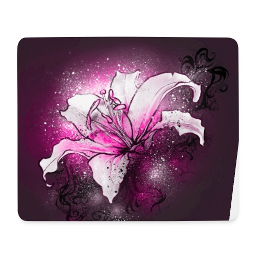 .: Pink Lily :. - Mouse Pad (horizontal)
