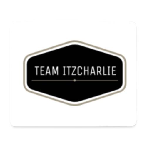 TEAM ITZCHARLIE MOUSE PAD - Mouse Pad (horizontal)