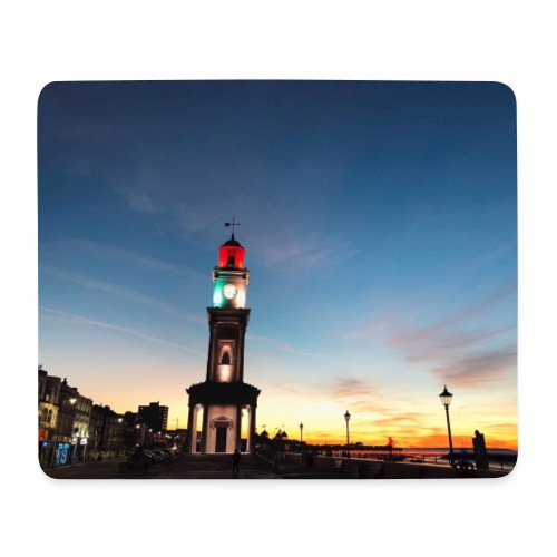 Herne Bay Clocktower - Mouse Pad (horizontal)