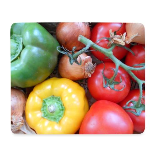 légumes - Tapis de souris (format paysage)