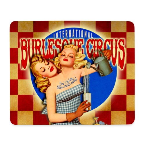 International Burlesque Circus - Freaks & Geeks - Mouse Pad (horizontal)