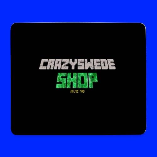Crazyswedesshop mousepad - Musmatta (liggande format)