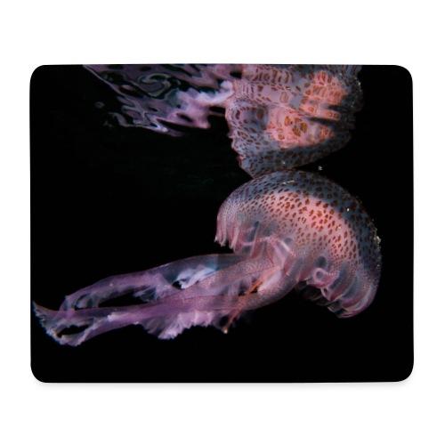 Reflet de méduse - Tapis de souris (format paysage)