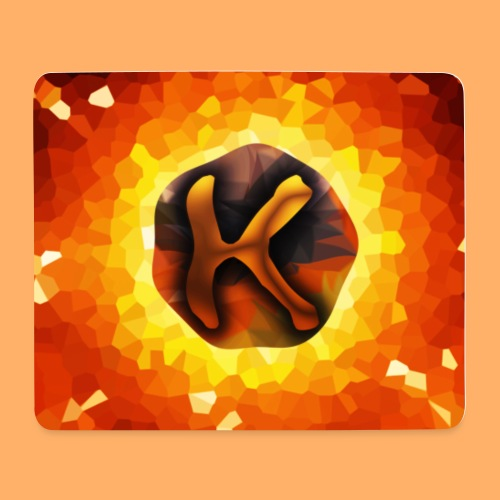Kai307 - Autogrammbild 2019 - Mousepad (Querformat)