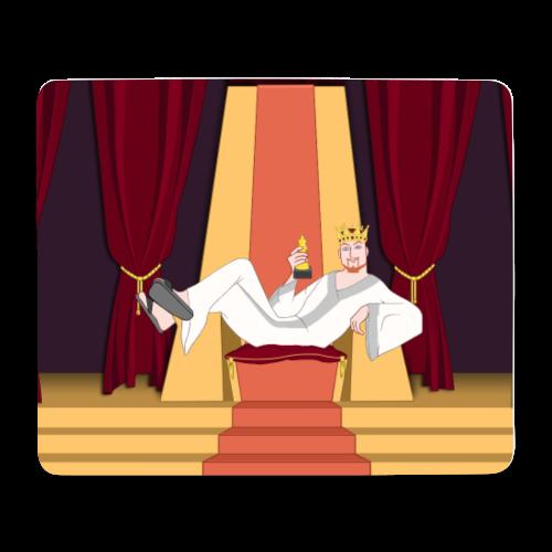 Throne - Mouse Pad (horizontal)