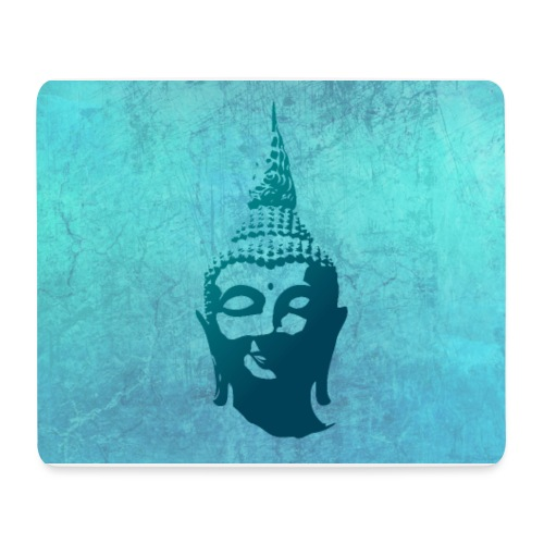 Boeddha hoofd - Muismatje (landscape)
