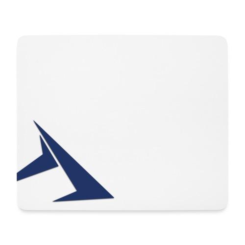BlueLogo - Mouse Pad (horizontal)