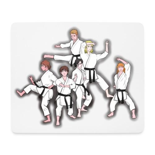 Karate - Mouse Pad (horizontal)