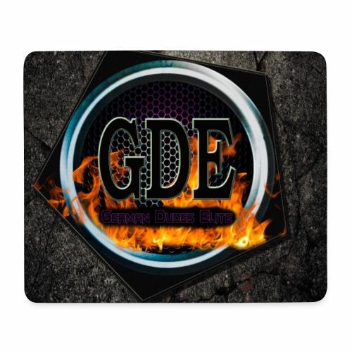 GDE Logo 1 - Mousepad (Querformat)