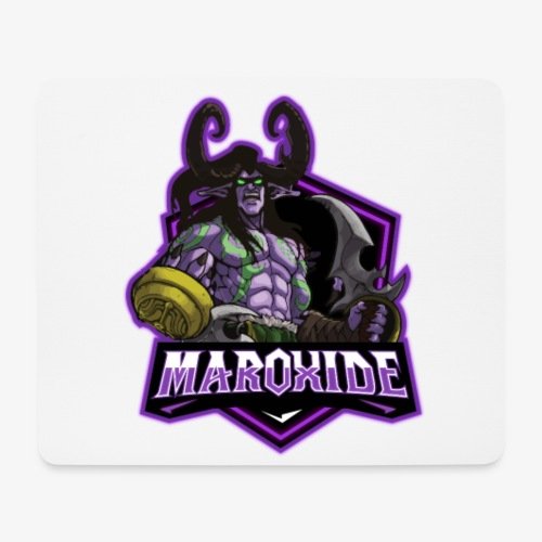 Maroxide Merch Store - Mouse Pad (horizontal)